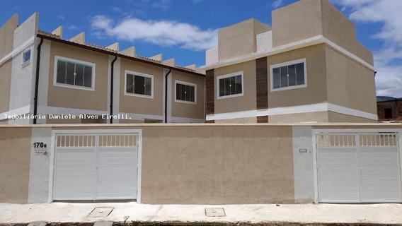 Casa Para Venda Em Nova Iguaçu, Rodilandia, 2 Dormitórios, 1 Banheiro, 1 Vaga - 14221_2-1078555
