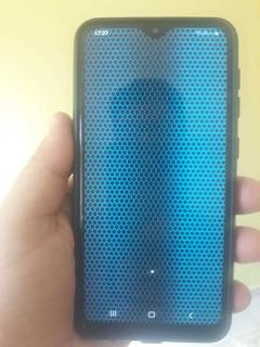 Celular Samsung Galaxy A10 3 Meses De Uso Com Capinha