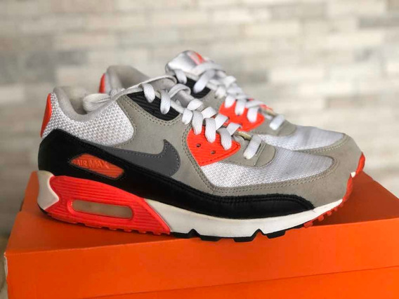 Tênis Nike Air Max 90 Og Infrared