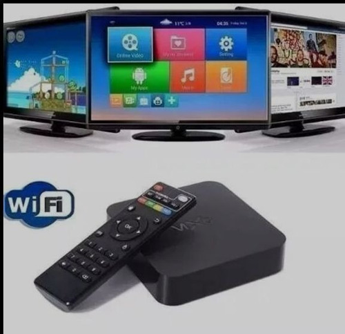 Imagem 1 de 1 de Smart Tv E Tv Box