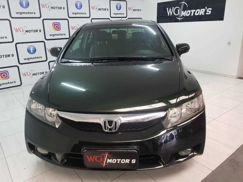 Civic 1.8 Lxs Automático 2009