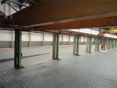 Galpão Comercial Para Locação, Mooca, São Paulo. - Ga0218