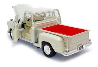 Miniatura Metal Chevy 1955 Stepside 124 Welly