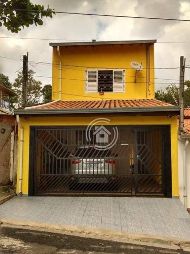 Imagem 1 de 30 de Sobrado Com 2 Dormitórios À Venda, 130 M² Por R$ 288.000,00 - Jardim Santo Amaro - Sorocaba/sp - So0034