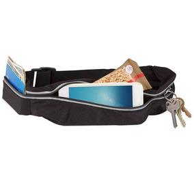 Bolso Fitness Para La Cintura Color Negro Belkin