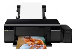 Impresora Fotografica Epson L805 Sist Continuo Cd Dvd Pce