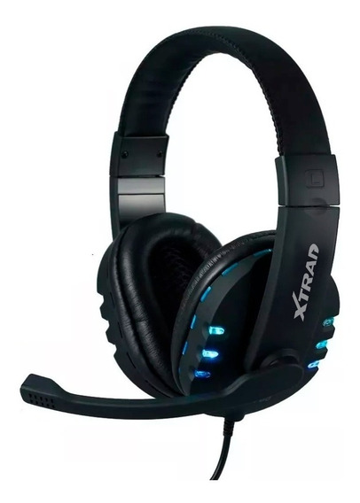 Headset Gamer Sem Fio Usb Ps3 Notebook Ps4 Pc Cabo 2,2 Mute