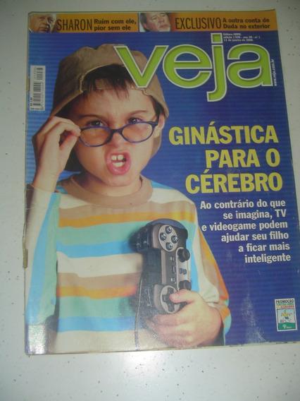 Revista Veja 1938 Gloria Pires Videogame Flávi Alexandra2006