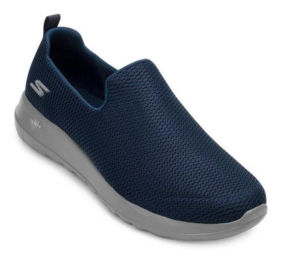 Tênis Iate Skechers Go Walk Max Sk20-5460 Marinho