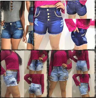 10 Short Hot Pant Promoção Modelos Variados@ Leia Regras Na Descrição Pronta Entrega Li@