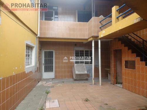 Casa À Venda, 150 M² Por R$ 400.000,00 - Jardim Guanhembu - São Paulo/sp - Ca1780