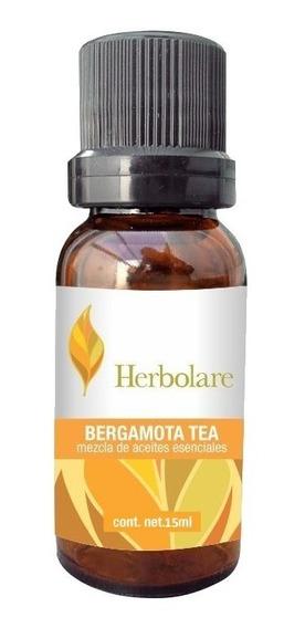 Mezcla Aceite Esencial Bergamota Tea 15ml Masaje Herbolare