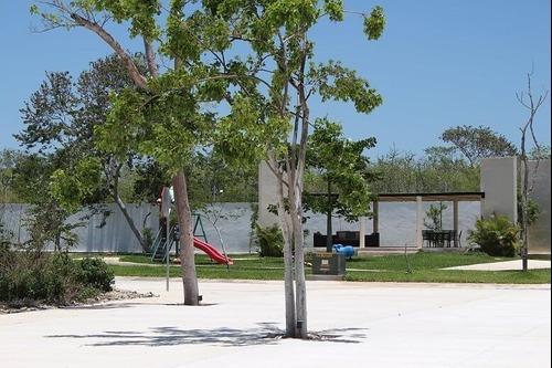 Lote Residencial Privada Villareal, Temozón Norte Mérida