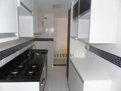 Apartamento Residencial À Venda, Rudge Ramos, São Bernardo Do Campo. - Ap1012