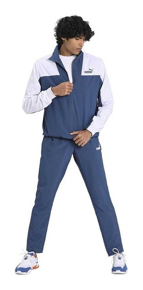 Conjunto Puma Cb Suit Woven Pp Hombre Training