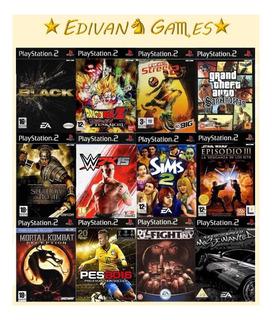 Juegos Y Roms De Colección Consola Playstation 2 (ps2)