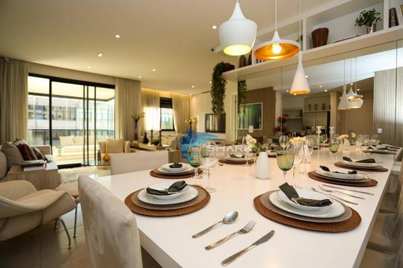 Apartamento Com 3 Dormitórios À Venda, 112 M² Por R$ 954.805 - Melville Empresarial Ii - Barueri/sp - Ap0004
