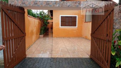 Casa A Venda No Bairro Belas Artes Em Itanhaém - Sp. - Ita39-30193