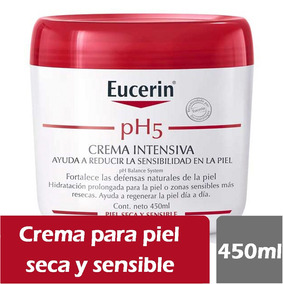 Eucerin Ph5 Crema Intensiva Piel Seca Sensible X 450ml
