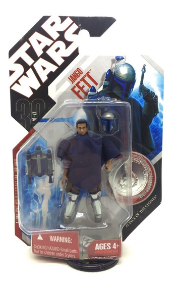 Jango Fett Edicion 30 Aniversario Hasbro Star Wars