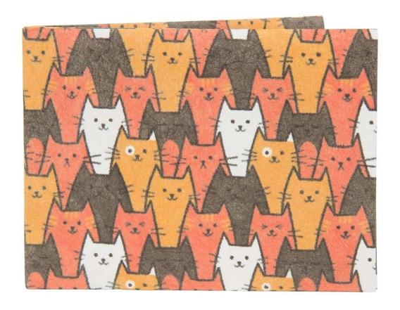 Carteira De Papel Tyvek - Ágora   Cats