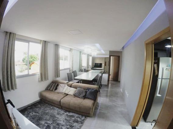 Apartamento De 3 Quartos No Bairro Sagrada Família - 2639