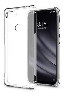 Capa Xiaomi Mi 8 Lite Anti Impacto Case Capinha + Película