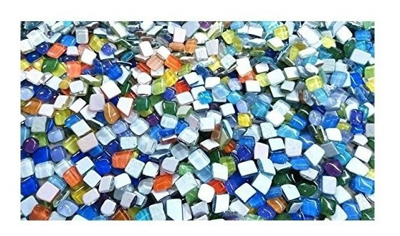 Colores Lanyani Classico Azulejos De Mosaico Clasificados Y