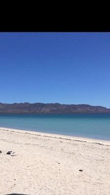 Terreno Con Frente A Playa. Bahía De La Concepción, Mulege, Bcs