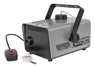 Maquina De Humo Inalámbrica Audiopro Xtreme Fog 900 Watts