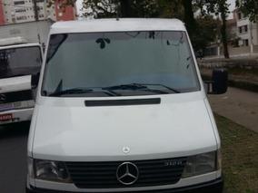 Mercedes-benz Sprinter Furgão Sprinter 312 D 2000