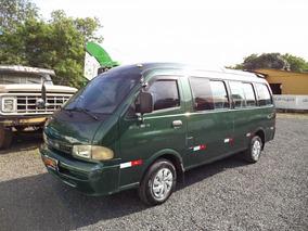 Kia Besta Gs Grand 3.0 16 Lugares 2001 Verde Diesel