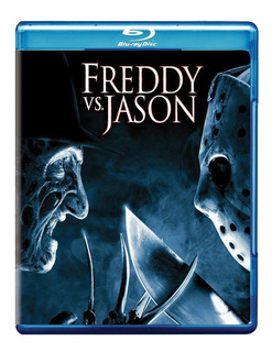Freddy Vs Jason Pelicula Bluray