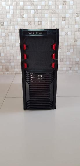 Pc Gamer Barato (i3 4160, 8gb Ram, Ssd 120gb, Hd 1tb, 500w)