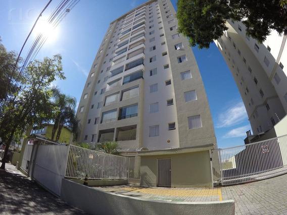 Apartamento Com 3 Dormitórios À Venda, 95 M² Por R$ 475.000 - Jardim Satélite - São José Dos Campos/sp - Ap1913