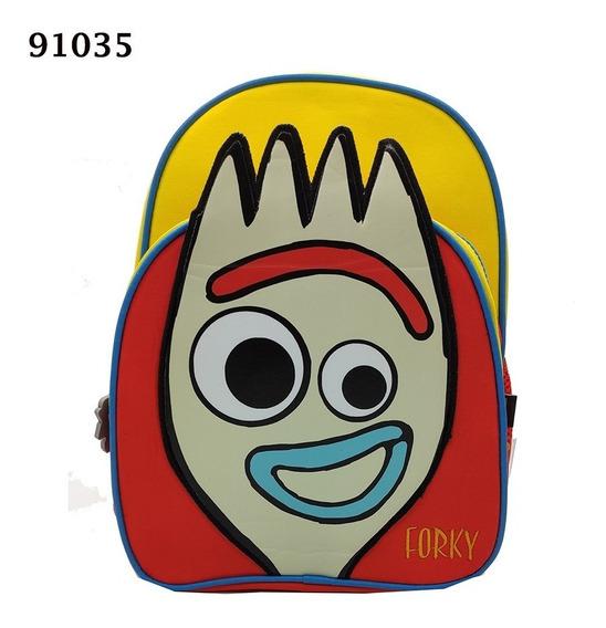 Mochila Toy Story Forky Neopren Jardin Escolar 91035 Maple