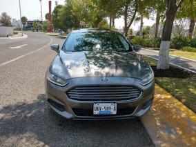 Ford Fusion 2013 Se 4 Cil. Quemacocos Automatico Fac Agencia