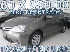 Toyota Etios 1.3 16v X 5p Unico Dono