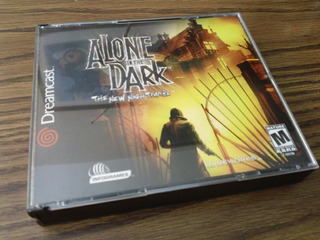 Alone In The Dark Ps 1 Impecable Como Nuevo Estuche Original
