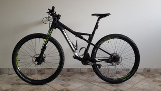 Cannondale Scalpel Si Full Suspension Carbon4