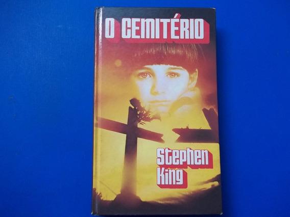 Livro O Cemitério Stephen King Edição Integral De 1983