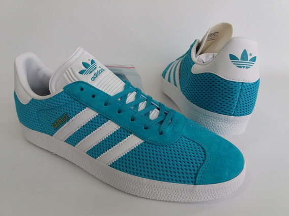 Tênis adidas Originals Gazelle Original Mesh Sneaker Agua