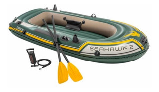 Lancha Inflable 2 Personas Seahawk2 $1,395.00