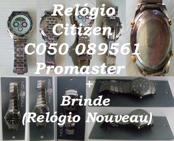 Venda - Relógio - Citizen - Gn-4-s - C050 - 089561 + Brinde