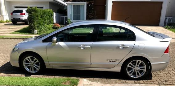 Honda Civic Si Em Excelente Estado!