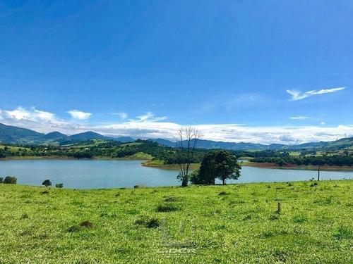 Terreno Na Represa - Lagoa, Joanópolis - Fw9955-1