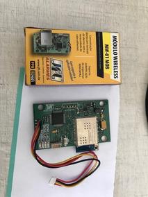 Módulo Wireless Jfl - Mw-01 Mob - Aplicativo Celular
