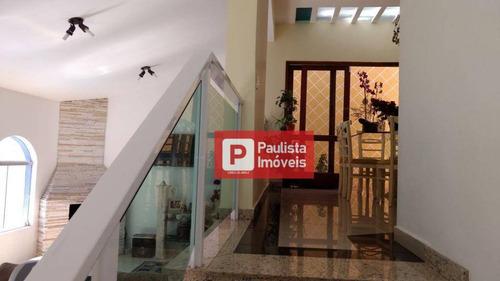 Sobrado Residencial À Venda, Cidade Dutra, São Paulo. - So3306