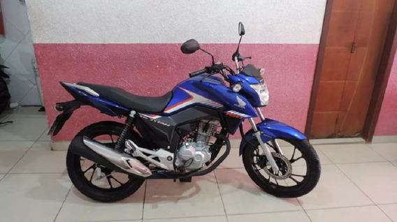 Honda Cg Titan 160 Flexone