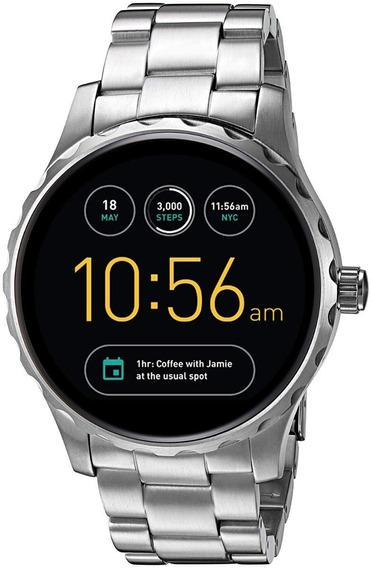 Smartwatch Fossil Q Marshal Gen 2 45mm Ftw2109 Plata